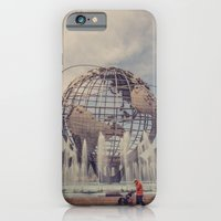 travellers... iPhone 6 Slim Case