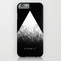 iPhone & iPod Case featuring Summit by ayarti