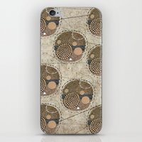 Honeybee Pattern iPhone & iPod Skin