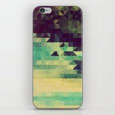the midnight zone iPhone & iPod Skin
