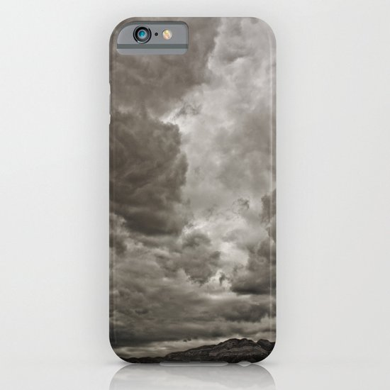 PEACEFUL FRUSTRATION iPhone & iPod Case