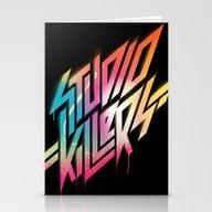 Studio Killers Stationery Cards