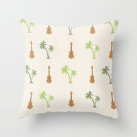 Somewhere Over The Rainb… Throw Pillow