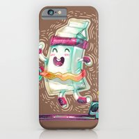 Milkshake iPhone 6 Slim Case
