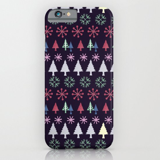 Christmas Design iPhone & iPod Case