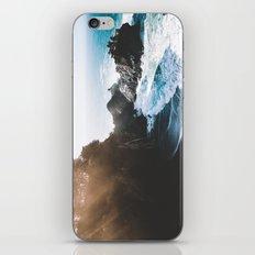ocean falaise iPhone & iPod Skin