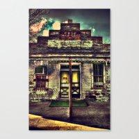 Cele Store 2  Canvas Print