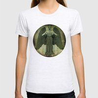 ColnaCircle Womens Fitted Tee Ash Grey SMALL