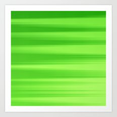 Green Goddess. Art Print