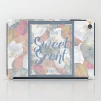 The Sweet Scent of Spring iPad Case