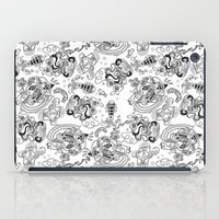 Polypus Filamentum (Pattern) iPad Case