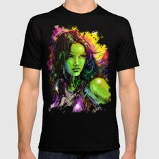 She-Hulk SMALL Black Mens Fitted Tee