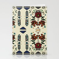 Tribal 2 Stationery Cards