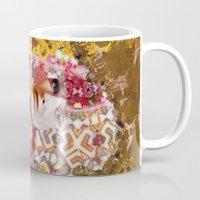 Rose. Gold Mug