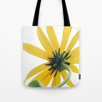 The Other Side of a Black-eyed Susan Tote Bag