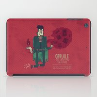 Carlyle, The Christmas V… iPad Case