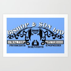 Bishop & Son Ltd Art Print