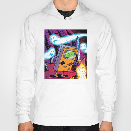 The Legend of Gameboy Hoody