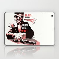 METAL GEAR: Casino Metal Laptop & iPad Skin