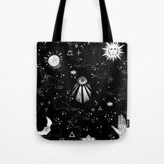 Spiritual Alchemy Tote Bag