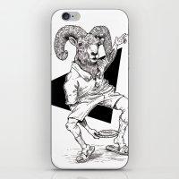 Ram iPhone & iPod Skin
