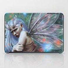 Dragonfly lady iPad Case