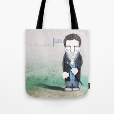 Dr. House Tote Bag