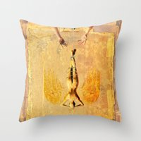 Tarot Series: The Sun Throw Pillow