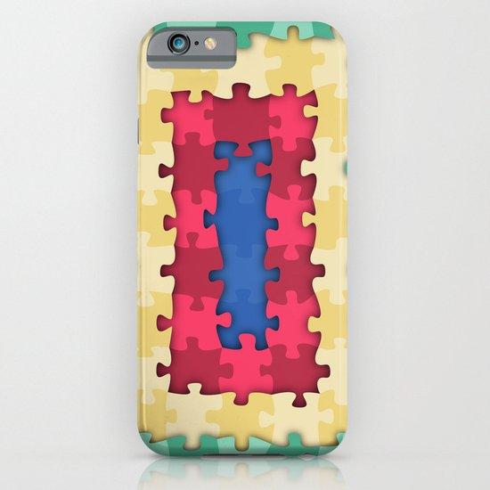 Puzzles iPhone & iPod Case