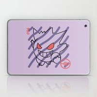 G-094 Laptop & iPad Skin