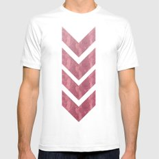 klimt White Mens Fitted Tee SMALL