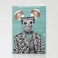 Felix Polaroid Stationery Cards