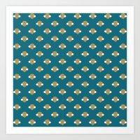 Pattern9 Art Print
