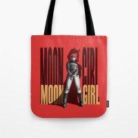 Moon Girl Epic Tote Bag