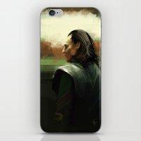 Prisoner Loki  iPhone & iPod Skin