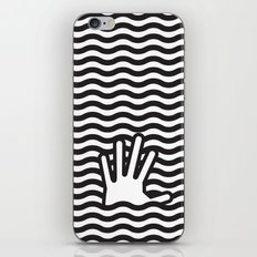 wave iPhone & iPod Skin