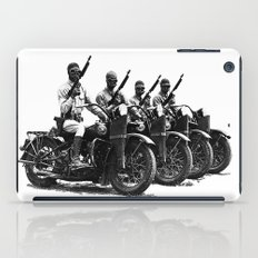 Four Horsemen iPad Case