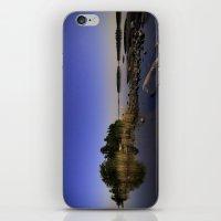 Star Lit Rocks iPhone & iPod Skin