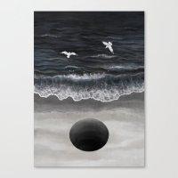 Ein Traum Canvas Print