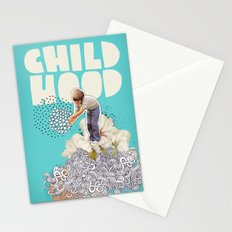Childhood Stationery Cards