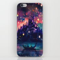 iPhone & iPod Skin featuring The Lights by Alice X. Zhang