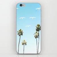 A California Summer  iPhone & iPod Skin