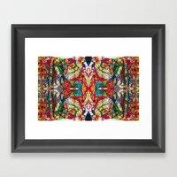 Burora Aorealis Redeux #… Framed Art Print