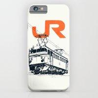 On Paper: JR EF65-100 iPhone 6 Slim Case