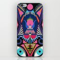 Ojo Temple iPhone & iPod Skin