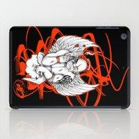 Angel Gangsta iPad Case