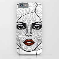 Face Analysis iPhone 6 Slim Case