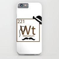 iPhone & iPod Case featuring My Dear Watson is Elementary by TCarver