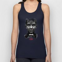 The Upside Down Unisex Tank Top
