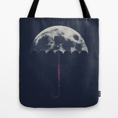 Space Umbrella Tote Bag